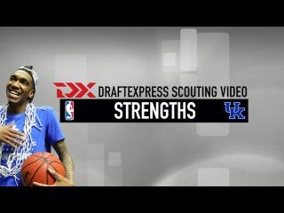 Malik Monk 2017 NBA Draft Scouting Video - Достоинства