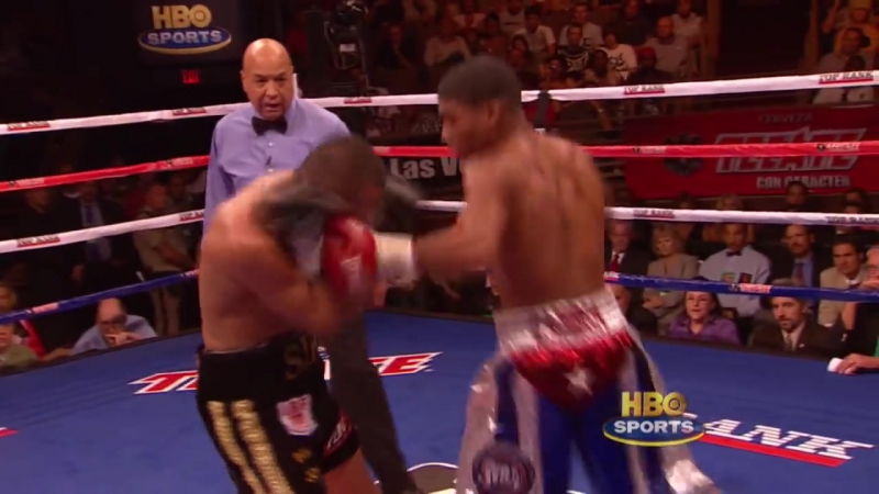 Yuriorkis Gamboa vs. Orlando Salido- Highlights