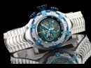 Invicta 21343 52mm Reserve Thunderbolt Swiss Made Chronograph Bracelet Watch