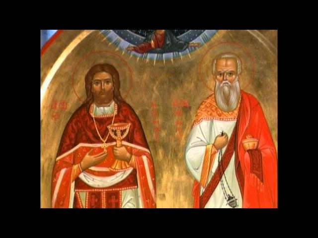 Прославление преподобного Симеона Псково Печерского