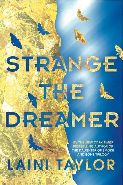 Strange the Dreamer (Strange the Dreamer #1)