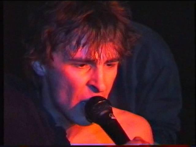 1999 Чернозём Концерт в театре Четыре Стены Москва 1 мая 1999. Часть 3