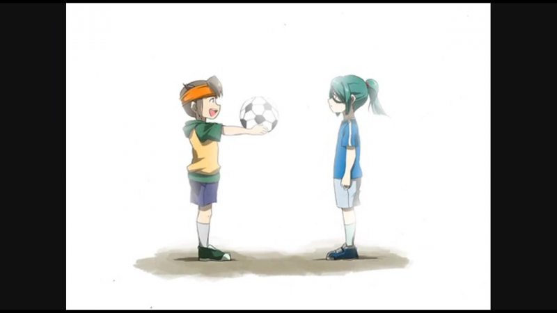 Kazemaru and Endou 1Каземару и Эндо 1