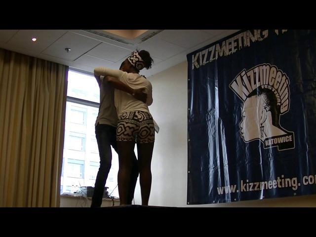 Dasmara Jolanda semba Kizzmeeting 2016 Katowice