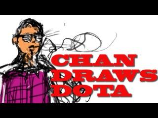 Создание рисунков персонажей Dota 2 по их описанию - Anti-Mage