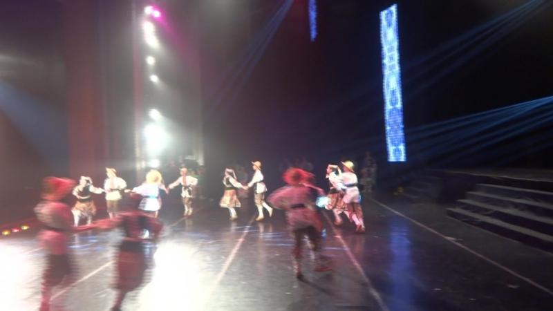 Личаки -виступ в Дніпровському оперному театрі