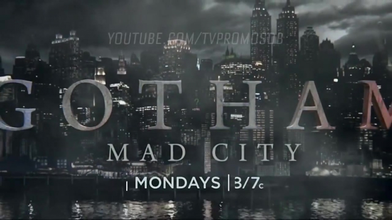 Готэм Gotham 3 сезон 12 серия Русское промо HD
