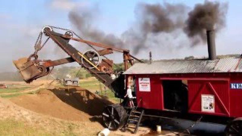Rollag Marion Osgood Steam Shovel