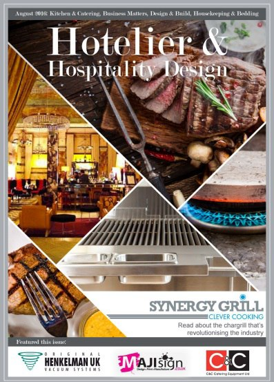 Hotelier Hospitality Design August 2016