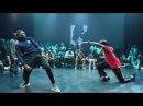 Urban Moves 2016 The Shield VS Yakuza Dance Clan Hiphop Quarter final