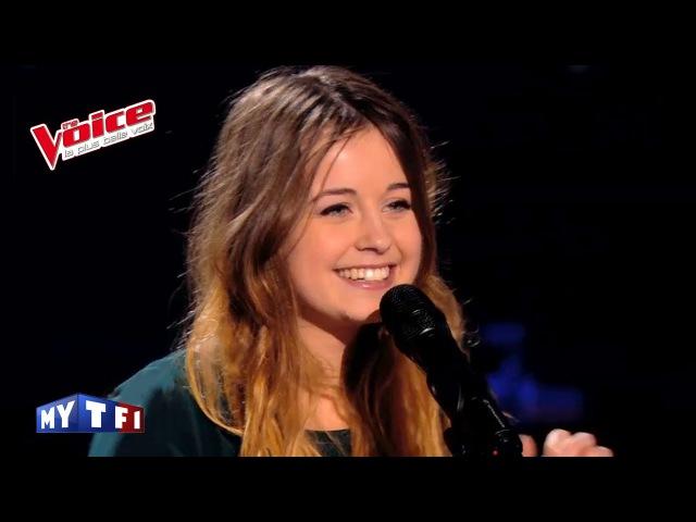 Raphaël – Caravane | Leïla Huissoud | The Voice France 2014 | Blind Audition