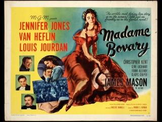 Madame Bovary (1949)   Jennifer Jones    Van Heflin     James  Mason