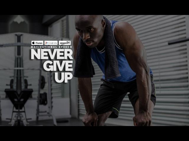 Never Give Up Motivational Rap I am a Champion