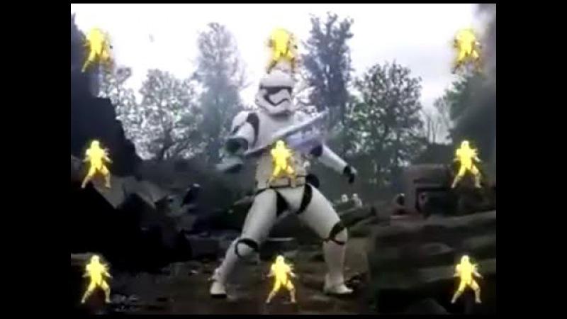 Star Wars TR-8R Dance on Call on me [10m]