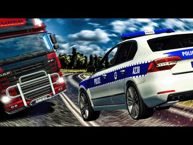 ВЕСЕЛЫЙ ETS 2 MP Euro truck simulator 2 multiplayer РУЛЬ УГРАНАЯ СЕРИЯ 2