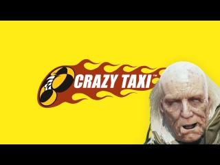 Modded MGSV - Code Talker's Crazy Taxi