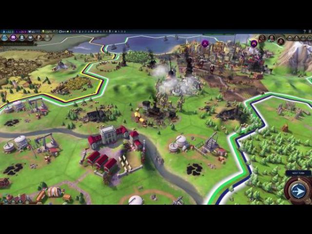Sid Meiers Civilization VI: самый подробный обзор в интернете