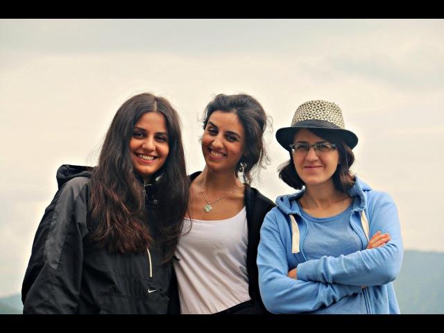Amazing Polyphony დები ნაყეურები უცნობი ქალისადმი Sisters Nakeuri Utsnobi