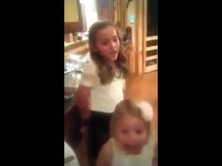 11-летняя девочка потрясающе спела