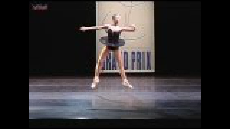 Sara Mearns (NYCB) Contemporary Variation, YAGP 2001 (Age 15)