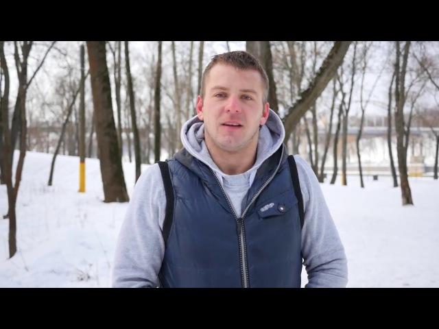 Купание в проруби, зимой. Приглашение в клуб моржей Гомель 2017