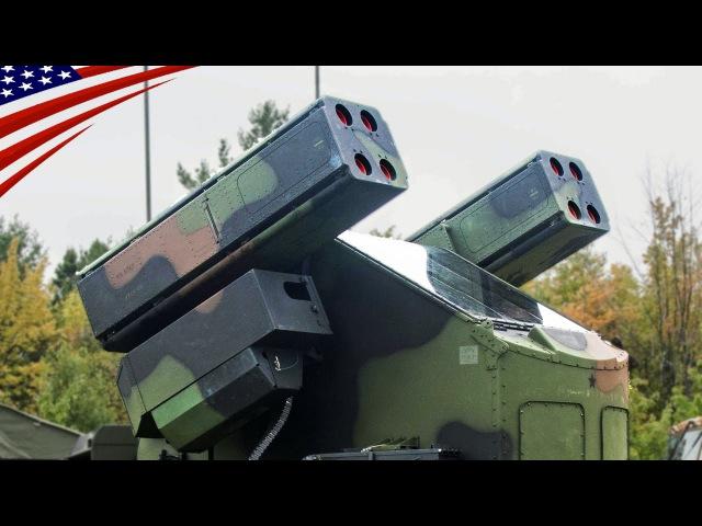AN TWQ 1 Avenger Air Defense System AN MPQ 64 Sentinel Radar アベンジャー防空システム AN MPQ 64センチネル・レーダ