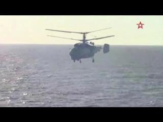 Мастерство пилотов Ка-27