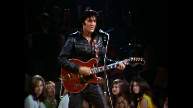 Elvis Presley Blue Suede Shoes Live HQ