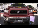 2008 Toyota Tundra Double Cab by LineX Exterior Walkaround 2016 Moscow Automobile Salon