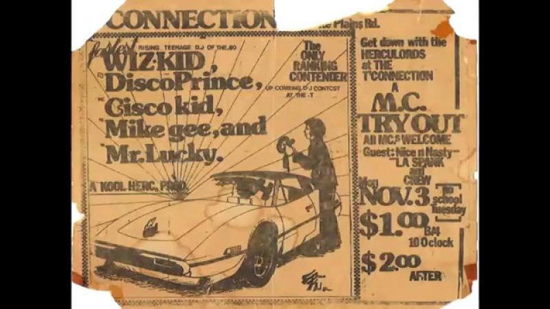 Dj Kool Herc The Herculoids Live The T Connection Part 1 1981 HipHop
