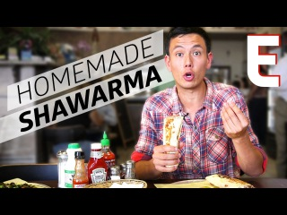 Authentic Lebanese Shawarma In LA  Dining on a Dime