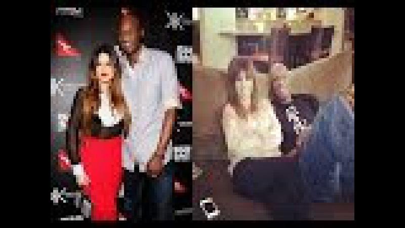 Khloe Kardashian's Husband Lamar Odom 2016