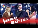 The Voice 2015 Battle Amy Vachal vs Jubal and Amanda To Love Somebody