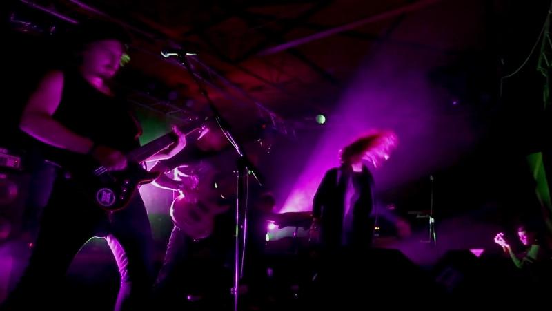 ESCHATOS - Sterile Nails And Thunderbowels (SILENCER cover) (Live At Melna Piektdiena 2016) (vk.com/afonya_drug)