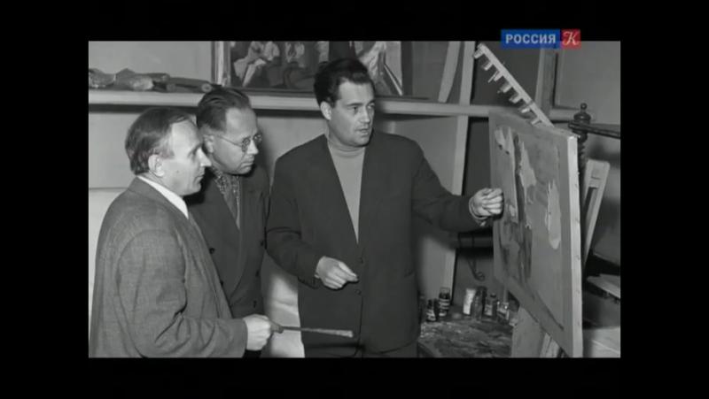 Эльдар Рязанов д ф Борис Добродеев Мосфильм на ветрах истории 2016