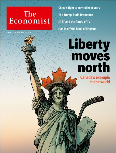 The Economist Europe - October 29, 2016 - True PDF