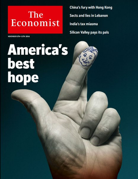 THE ECONOMIST - NOVEMBER 5TH – 11TH 2016 {{ERTB}}