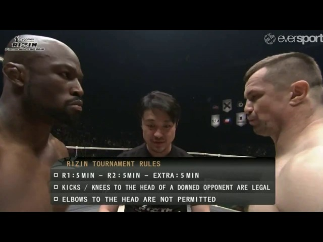 Mirko Cro Cop vs. King Mo Full fight » Freewka.com - Смотреть онлайн в хорощем качестве