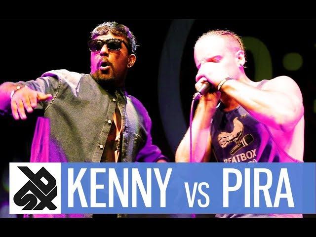 KENNY URBAN vs PIRATHEEBAN   Shootout Beatbox Battle 2017   1/4 FINAL