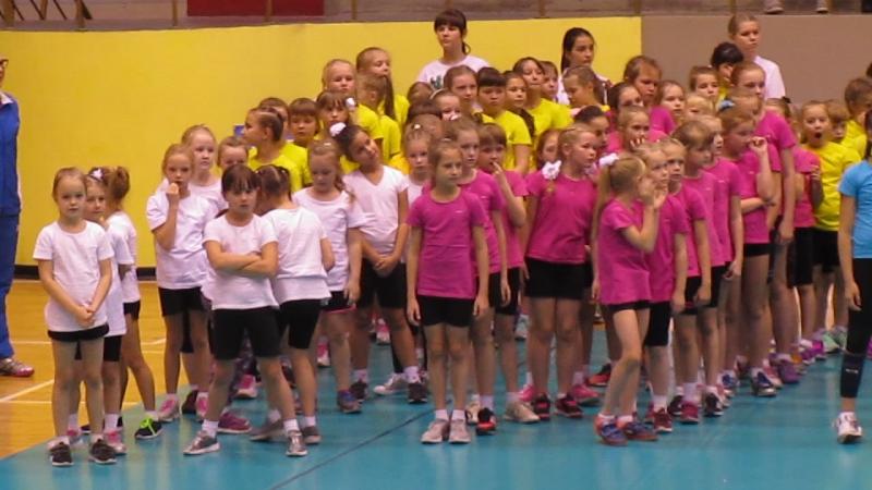 Праздник волейбола в СК Юбилейный