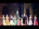 2016.03.16. Москва. Театр оперетты.Баядера.Финальная сцена