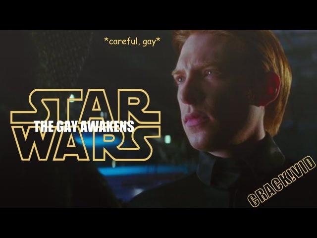 Star wars crack!vid II the gay awakens (7)