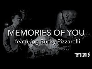 Memories of You - Tony DeSare & Edward Decker (feat. Bucky Pizzarelli)
