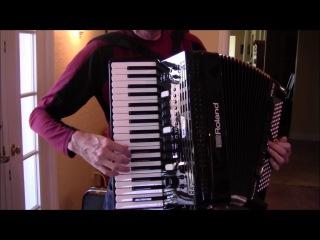 Roland FR4x accordion German Restaurant Favorites