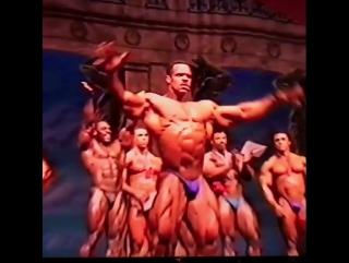 Пол Диллет недоволен судейством на Гран-При России-1996 (GoB channel)