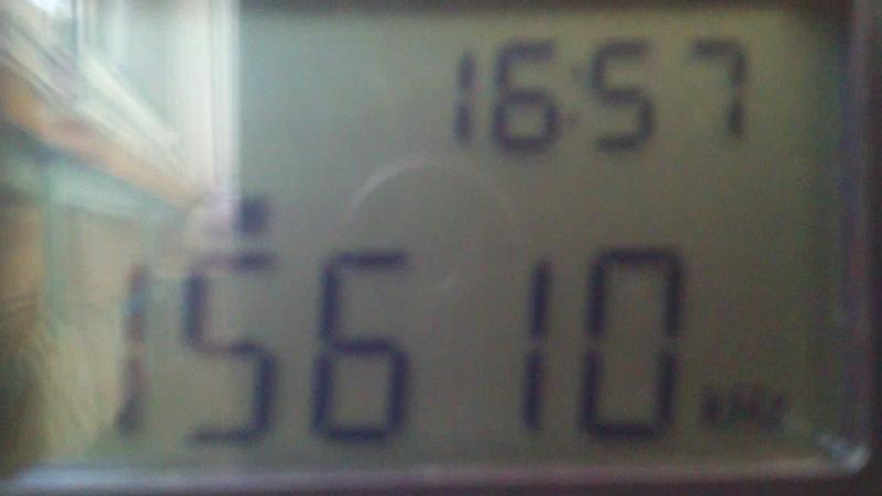 15610kHz EWTN WEWN USA Vandiver alabama ~8052km