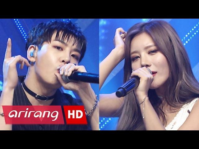 [Simply K-Pop] SOMIN HIGHTOP(소민 하이탑) _ BLUE _ Ep.269 _ 061617
