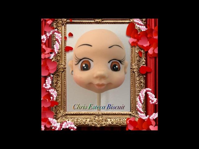 Anatomia de Rostinhos de Boneca e Debutante Noiva
