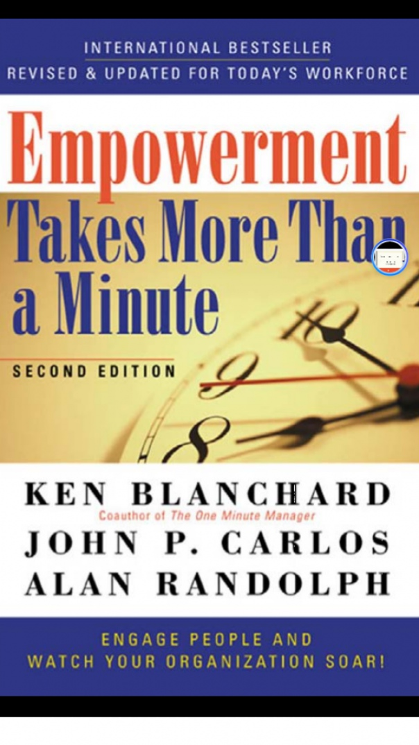 kb etal empowerment takes more than a minute