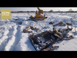 Предварительной причиной катастрофы Ан-148 в Подмосковье названо расхождение в показаниях скорости на приборах